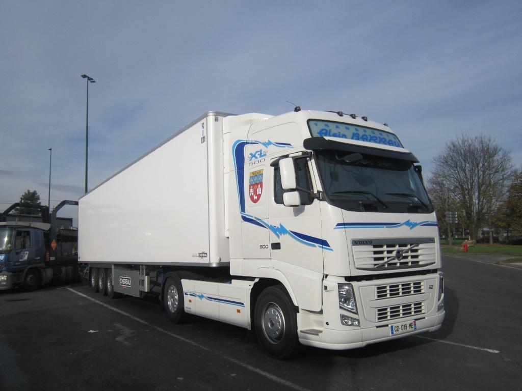 Transports Alain Barrau (Villematier 31) Volv1034