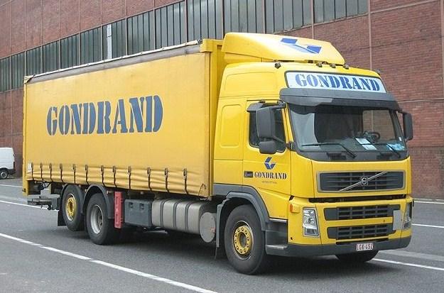 Gondrand Volvo114
