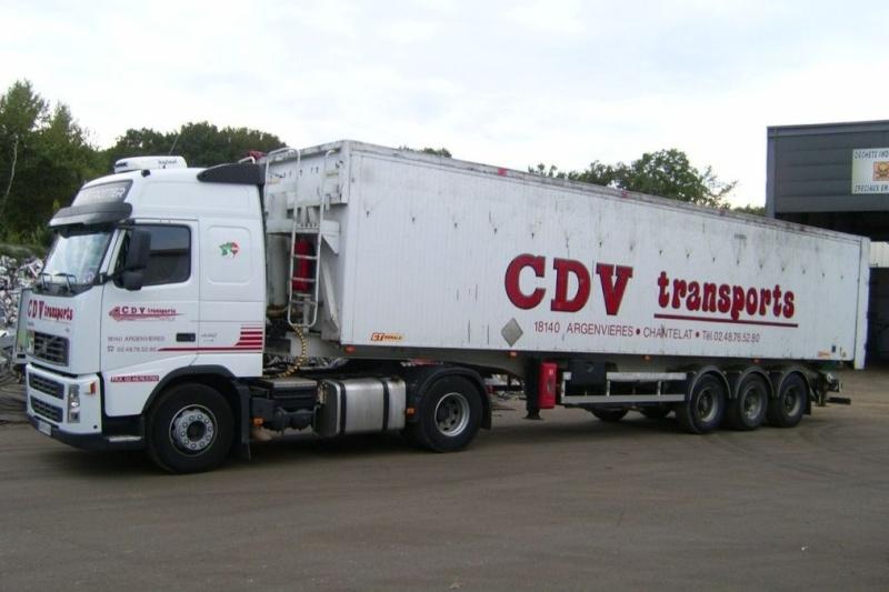 CDV Transports (Argenvieres, 18) Volvo126