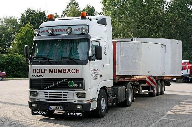 Rolf Mumbach Volvo142