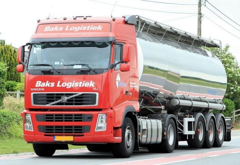 Baks Logistiek (Borculo) Volvo160