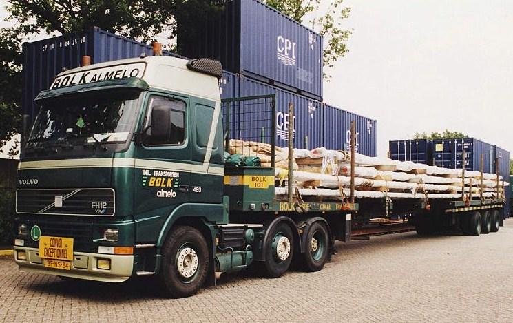 Bolk (Almelo) Volvo161