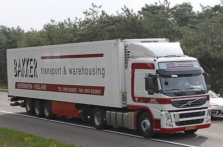 Bakker Transport & Warehousing (Heerenven) Volvo167