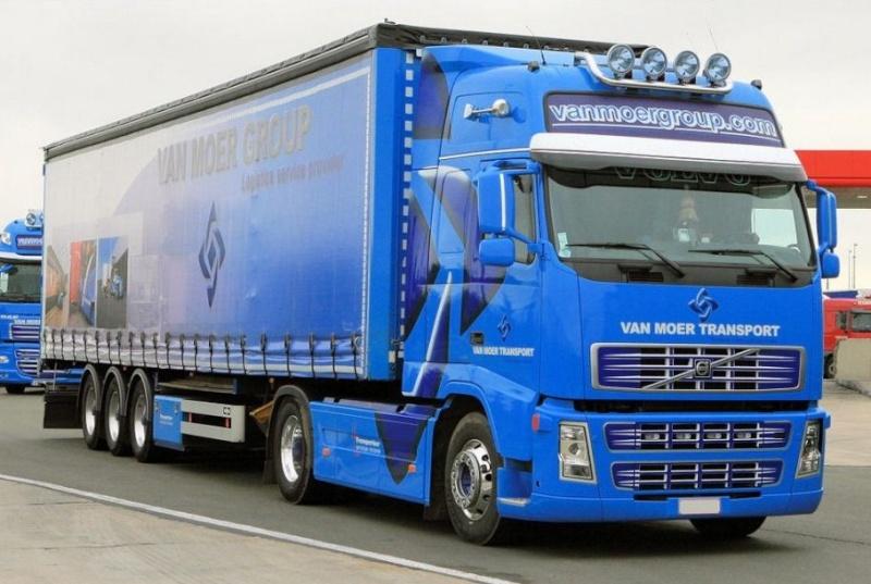 Van Moer Transport  (Zwijndrecht) Volvo173