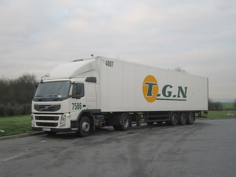 TGN (Transports Gautier Normandie) (Frénouville, 14) Volvo198