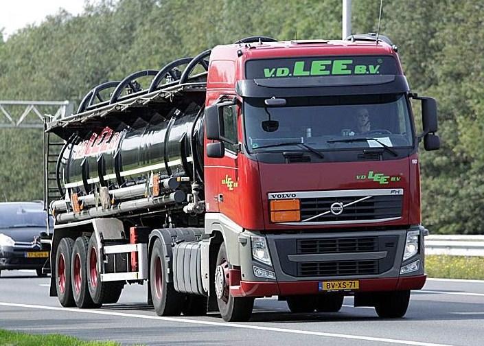 Van der.LEE (Delft) (groupe Vervaeke) Volvo238