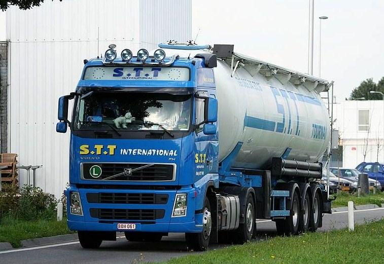 STT international (Tournai , La Louviere) Volvo272