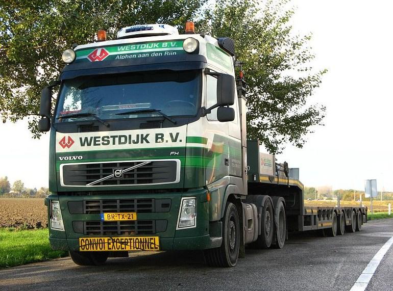 Westdijk (Alphen Aan den Rijn) Volvo279