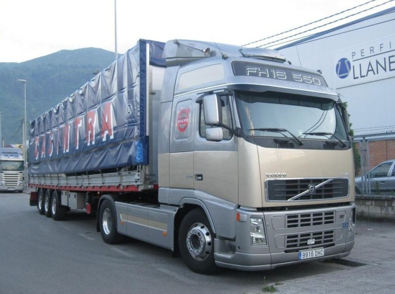 Casintra - Granda - Siero  Volvo285