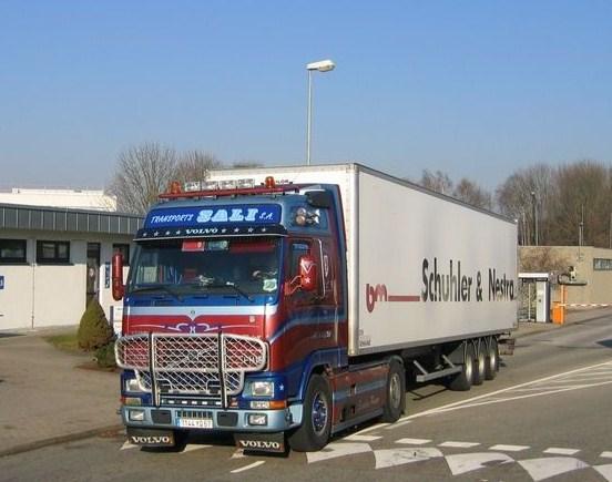 Sali (Thal-Marmoutier, 67) Volvo355