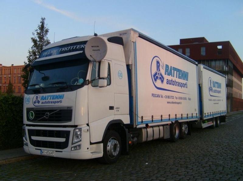 Rattenni Autotrasporti (Pescara) Volvo429