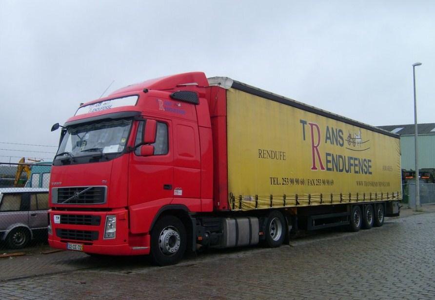 Trans Rendufense (Rendufe Amares) Volvo447