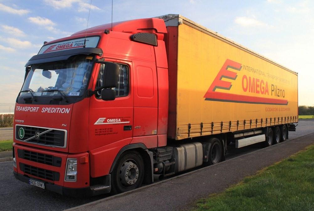 Omega (Pilzno) Volvo783