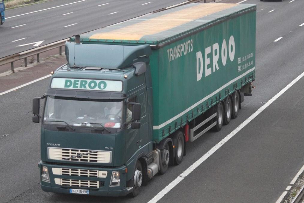 Deroo (Wizernes)(62) (groupe Paprec) - Page 2 Volvo796