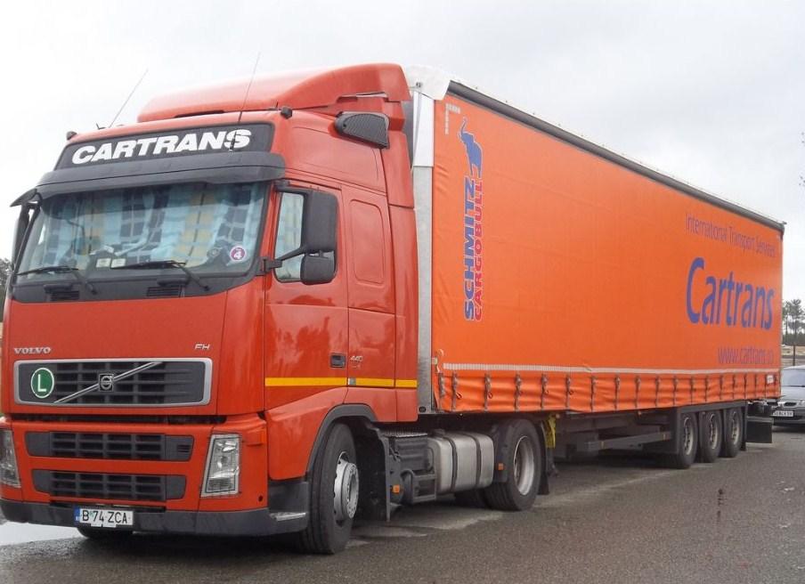 Cartrans (Ploiesti) Volvo887