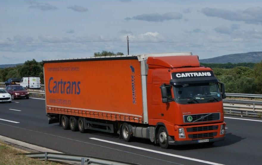 Cartrans (Ploiesti) Volvo888