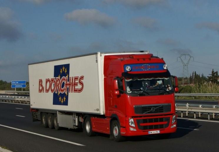 B.Dorchies (Flers en Escrebieux, 59) Volvo926