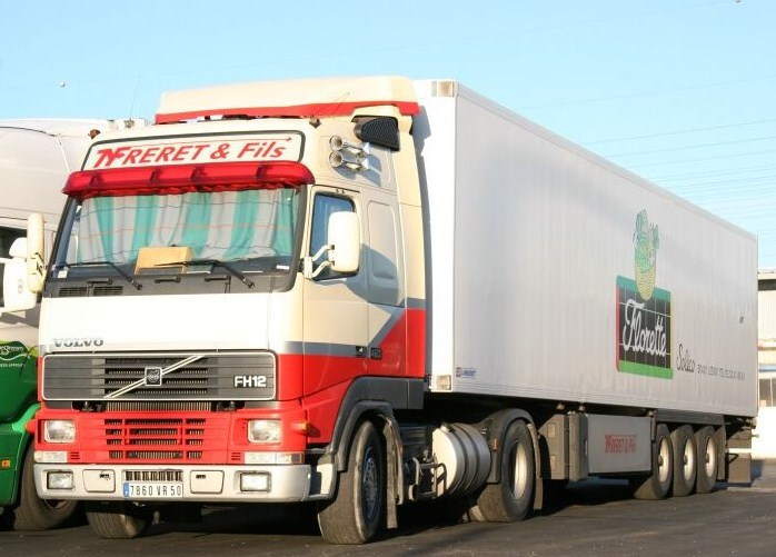 Transport Freret & Fils (Lessay 50) Volvo_81
