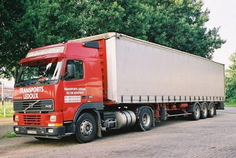 Transports Ledoux (Rouvroy 02) Volvo_86