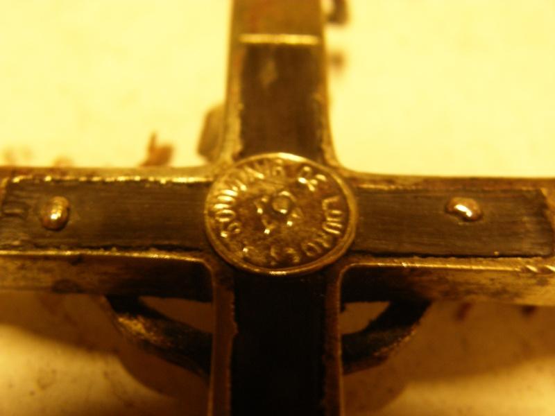 Ben je collectionne aussi les crucifix Pb012611