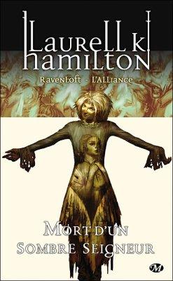 Mort d'un Sombre Seigneur-Raveloft l'Alliance-Laurell K. Hamilton 26489910