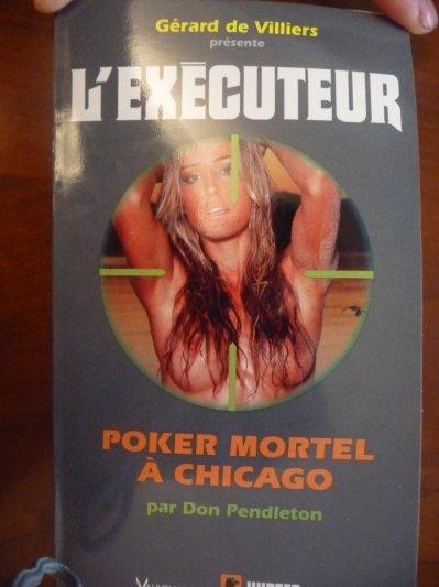 executeur - Poker mortel a Chicago (l'Exécuteur T266) -Don Pendleton 26920110