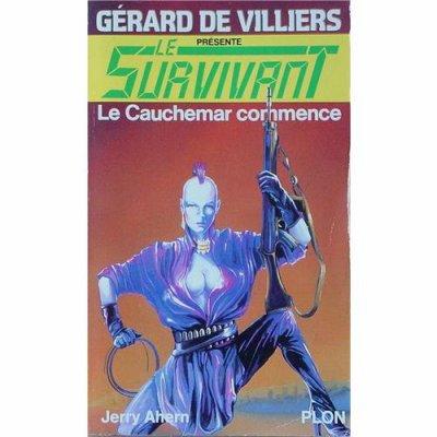 survivant - Le Cauchemar Commence (le survivant T2) -Jerry Ahern 28518310