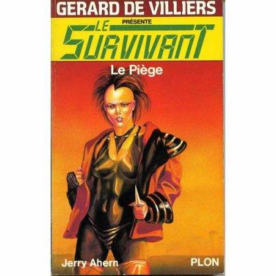 survivant - Le Piège (le Survivant T5)-Jerry Ahern 28553110