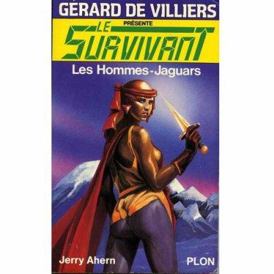 Les Hommes-Jaguar (le Survivant T6) -Jerry Ahern 28588010