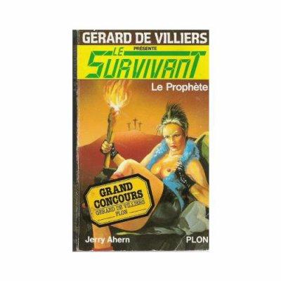 survivant - Le Prophète (le Survivant T7)-Jerry Ahern 28596710