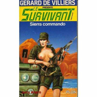 survivant - Sierra Commando (le Survivant T13) -Jerry Ahern 28670510
