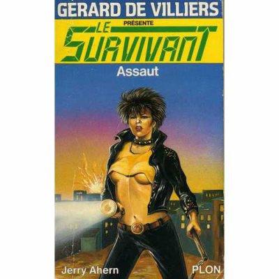 survivant - Assaut (le Survivant T14) -Jerry Ahern 28676110