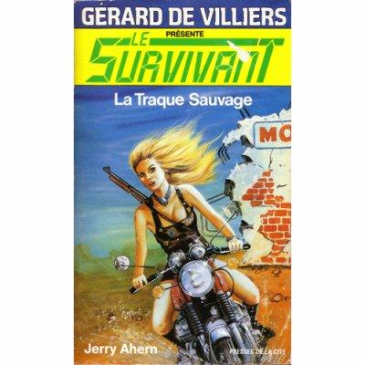 survivant - La Traque Sauvage (le survivant T17)-Jerry Ahern 28725210