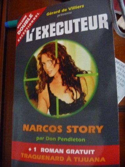 executeur - Narcos Story/traquenard a Tijuana (l'Exécuteur T272) -Don Pendleton 28797810