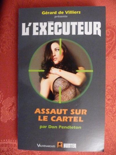executeur - Assaut sur le Cartel (l'Exécuteur T273)-Don Pendleton 28919610