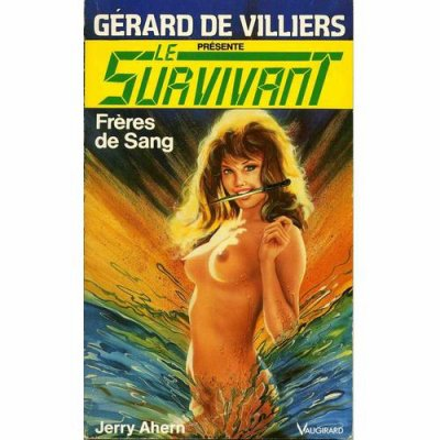 survivant - Frères de Sang (le Survivant T29)-Jerry Ahern 28958010