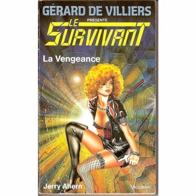survivant - La Vengeance (le Survivant T37) -Jerry Ahern 29215010