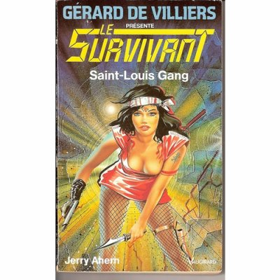 survivant - Saint Louis Gang (le Survivant T41)-Jerry Ahern 29243310