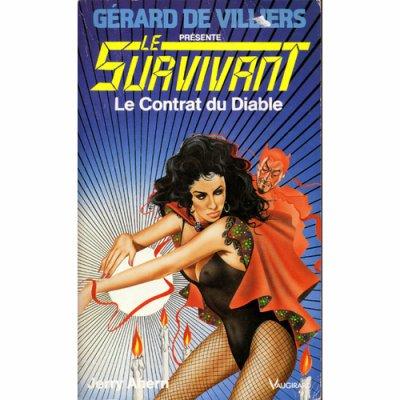 survivant - Le Contrat du Diable (le Survivant T50) -Jerry Ahern 29307810