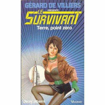 survivant - Terre, point Zero (le Survivant T51) -Jerry Ahern 29326010