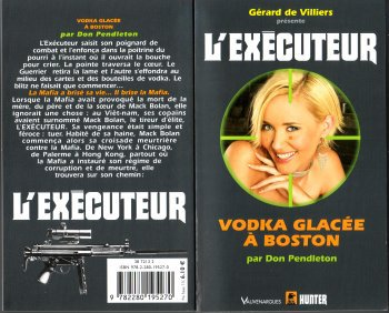 executeur - Vodka glacée à Boston (l'Exécuteur T278)-Don Pendleton 29514610