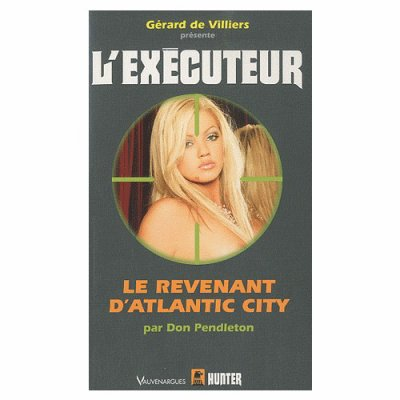 executeur - Le revenant d'Atlantic City (l'executeur 279)-Don Pendleton 29675010