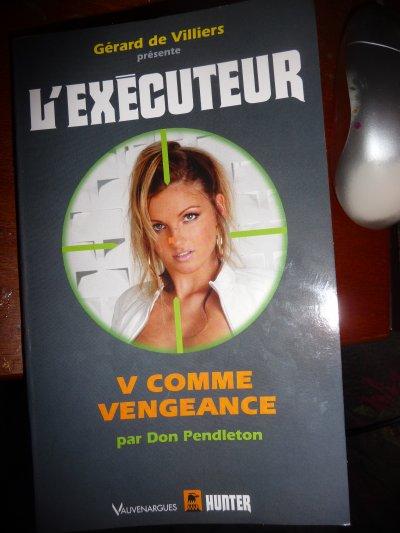executeur - V comme Vengeance (l'Exécuteur T282) -Don Pendleton 29847910