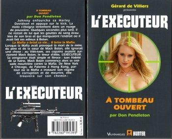 executeur - A Tombeau Ouvert (l'Exécuteur T290) -Don Pendleton 30324410