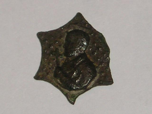 medaille ou objet religieux P1010210