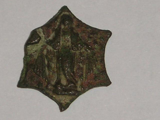 medaille ou objet religieux P1010211