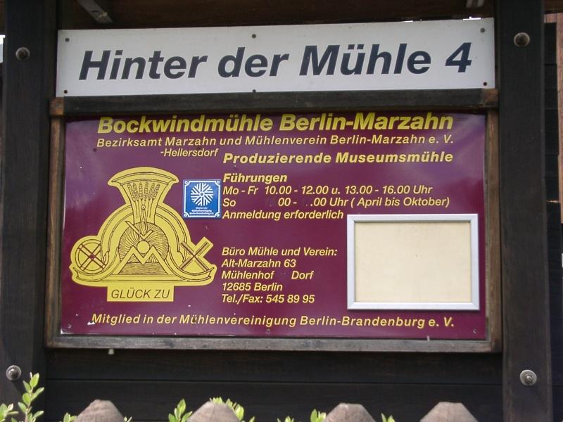 Bockwindmühle Marzahn 06120016
