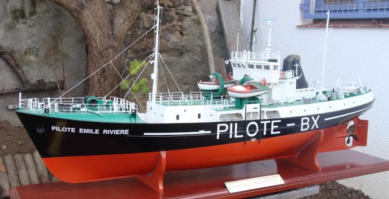 Pilote Emile Rivière au 1/40ème  Dsc02142