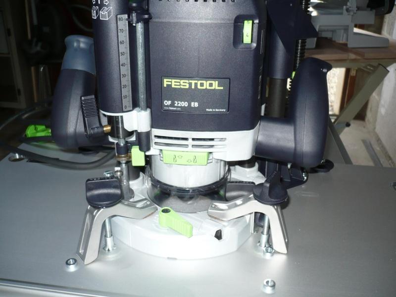 présentation table de défonceuse festool CMS P1030058