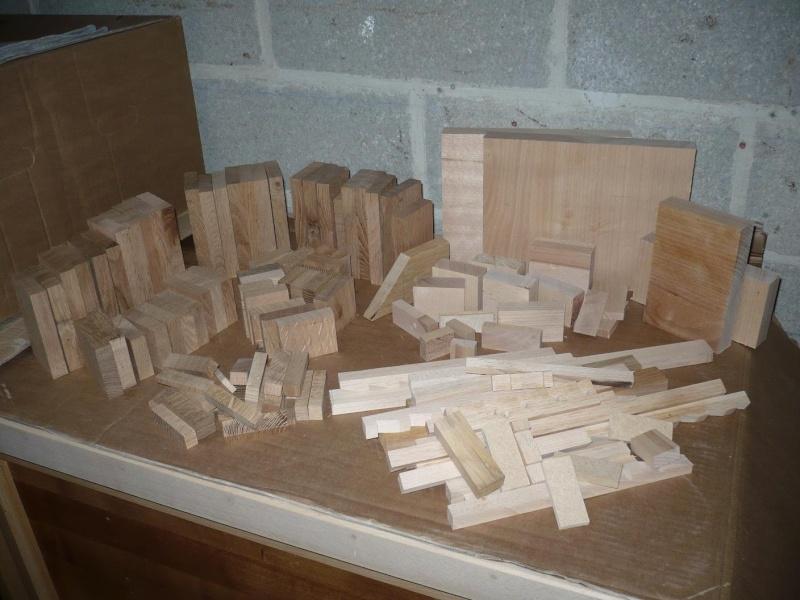 fabrication de mon établi en hêtre - Page 4 P1030146